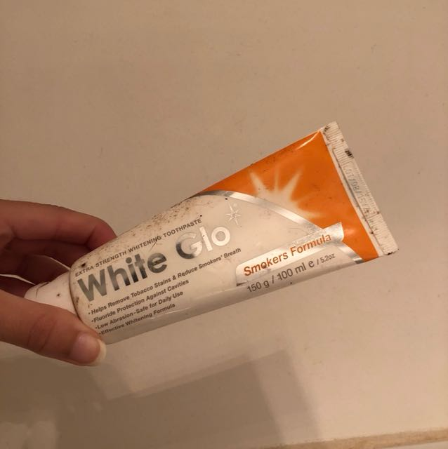White Glo Smokers Formula Tooth Paste