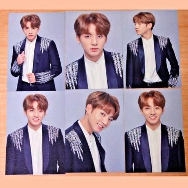 [WTB] BTS Jungkook Wings Final Mini photocard