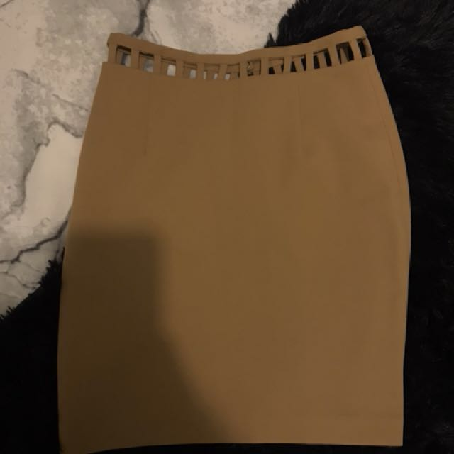 Zachary the label skirt