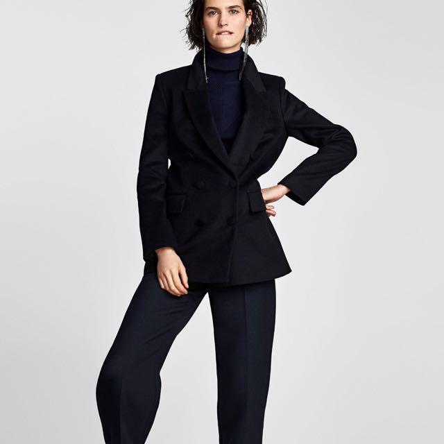 Zara double breasted coat/blazer