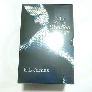 Fifty Shades of Grey (Trilogy)
