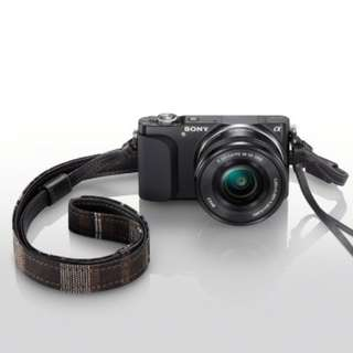 Sony camera shoulder strap STP-XSR1