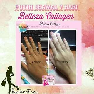 Belleza collagen whitening