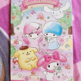 Sanrio EZ-link card for Valentine's Day and Chinese New Year