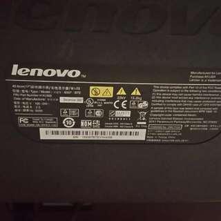 Lenovo CRT Monitor
