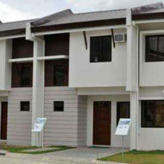2-Storey Townhouse Model in CANDUMAN MANDAUE CITY CEBU  🔴 FOR AS LOW AS 14,940/month Lot Area : 48 sq.m. Floor Area : 50.70 sq.m. 2 Bedrooms 2 Toilet and Bath Living and Dining Room Kitchen and Service Area Carport