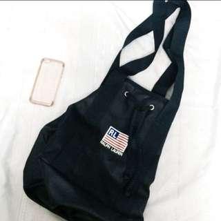 Ralph Lauren bucket bag