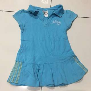 Adidas baby dress (with collars)