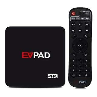 Evpad Pro 電視盒HDMI 4K