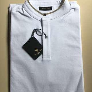 polo shirt massimo dutti original