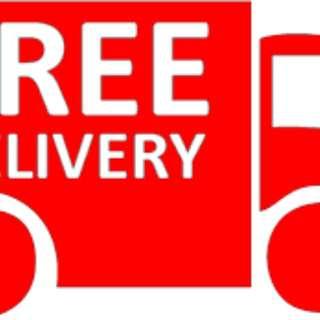 Kami membuat free delivery setiap order yang pelanggan order