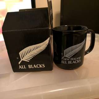 New Zealand All Black  official  cup