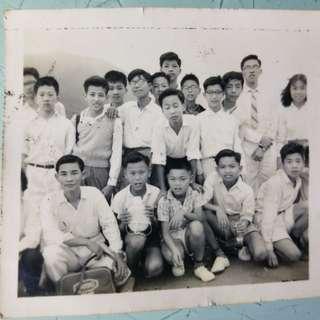 2吋半舊照片,老香港懷舊物品古董珍藏