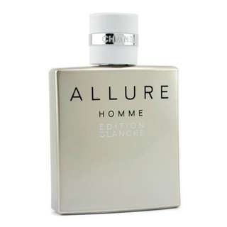 CHANEL ALLURE BLANCHE FOR MEN EDT 100ML Selling @ S$167