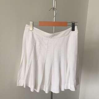 Talula pleated tennis skirt