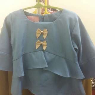 Baju Kurung Baby 1 Y