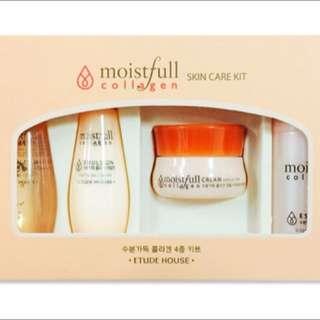 Étude Moistful Collagen Kit