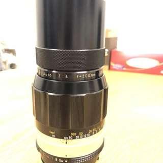 Nikon 200mm F4