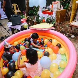 Round and Big Inflatable Pool