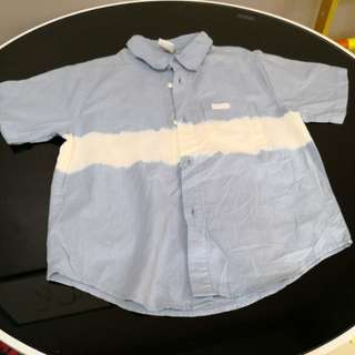 Baby Guess Light Blue (6-7y)