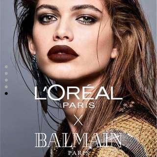 Limited Edition #Balmain Collection