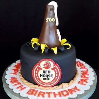 REDHORSE CAKE