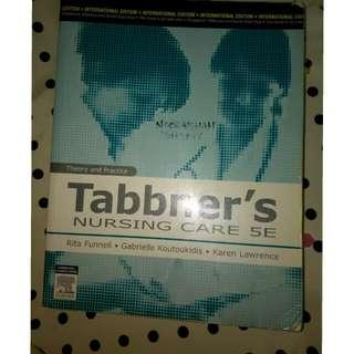 Tabbner (Nursing)