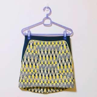 🚚 Dress Code選物-前短後長幾何裙