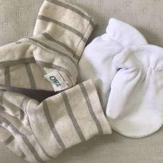 Organic Sock & Mittens