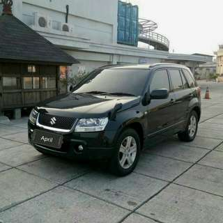 Suzuki Grand Vitara JLx 2.0 AT 2008 hitam