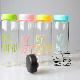 [FREE ONGKIR] My Bottle Drink Water | Botol Minum