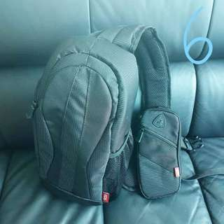 Padded DSLR camera bag- !Priced low for quick sale!