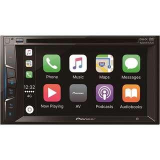 Pioneer avh-z2050bt Apple car play android auto