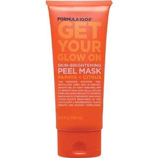 ULTA Beauty Get Your Glow On Face Peel Off Mask