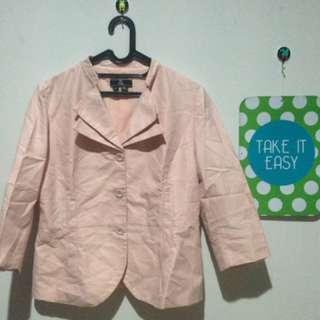 PS blazer pink
