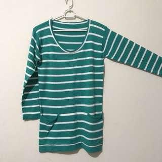 Green List Sweater