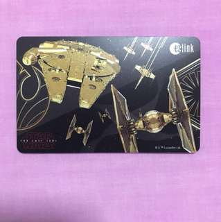 Star Wars Ezlink Card (with $7 load)
