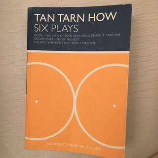 Tan tarn how six plays