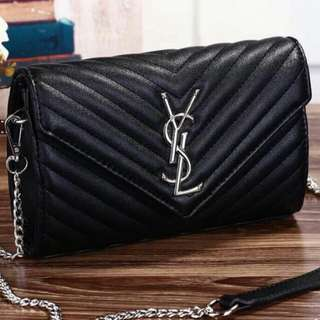 Yves Saint Laurent Sling Bag Black Color