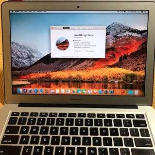 MacBook Air 13inch Core i7