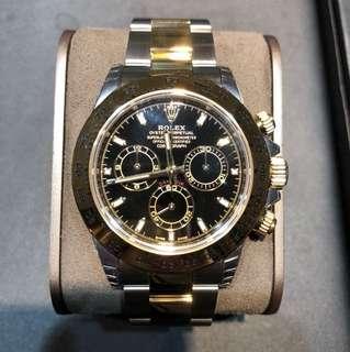 Rolex 116503BK現貨