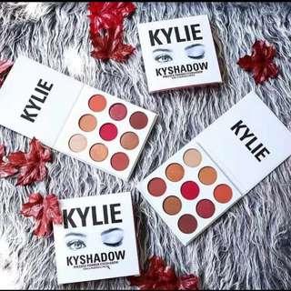 [PO]Kylie Kyshadow Burgundy Palette