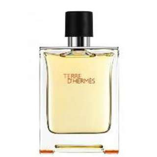 HERMES TERRE D'HERMES FOR MEN EDP 75ML Selling @ S$138