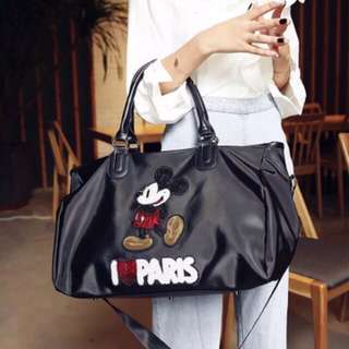 Mickey Collection Travel Bag