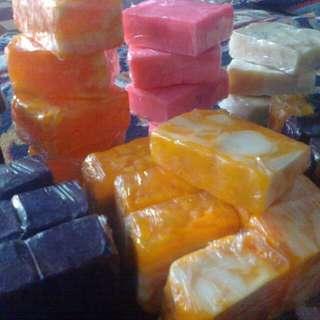 scrap soap