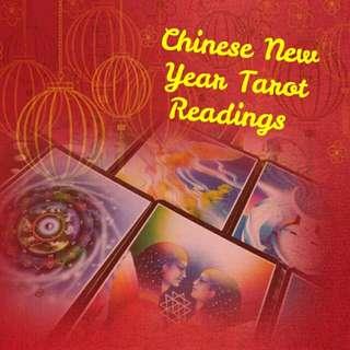 Chinese New Year TAROT readings