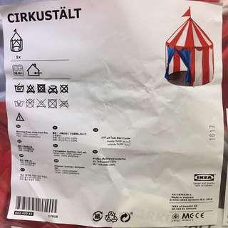 Kids Circus Tent
