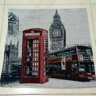 Sarung  Bantal London City