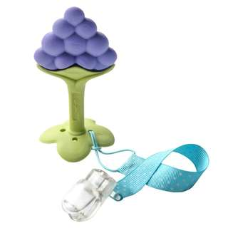 ANGE FRUIT TEETHER WITH CLIP