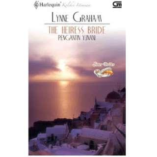 Ebook Pengantin Yunani (The Heiress Bride) - Lynne Graham